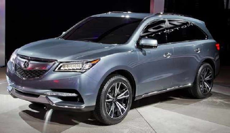 2019 Acura MDX Redesign, Release Date, Changes, Hybrid