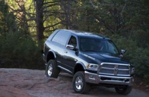 2018 Dodge Ramcharger