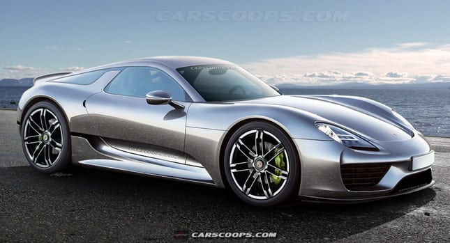 2019 Ferrari FF Concept