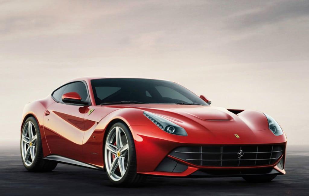 New 2019 Ferrari FF