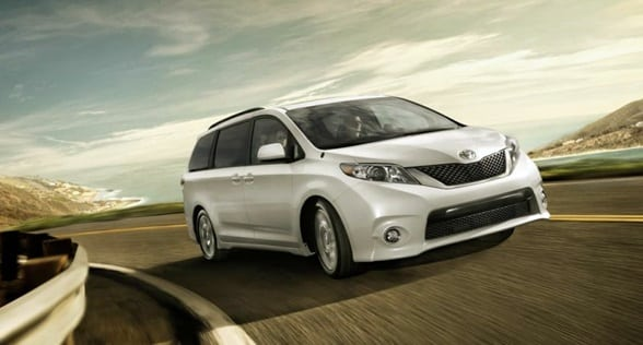 2019 toyota sienna pictures
