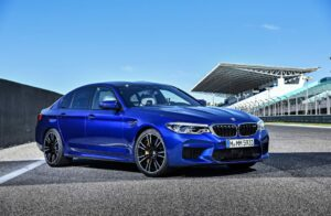 2018 BMW M5 Wallpapers