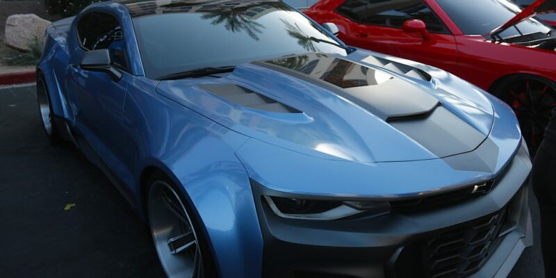 2019 Chevrolet Camaro lease iroc z Price
