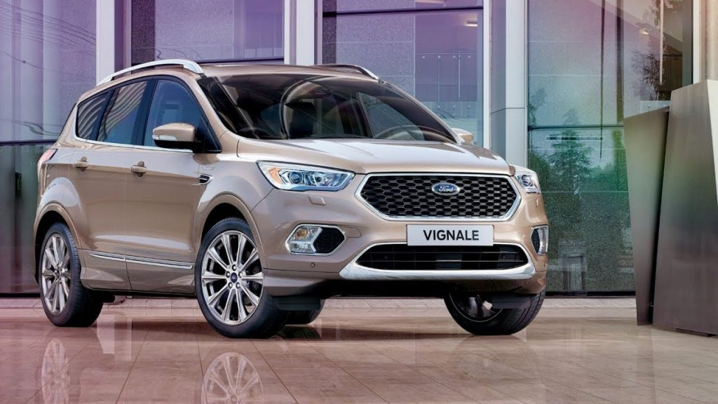 2019 Ford Escape Wallpapers