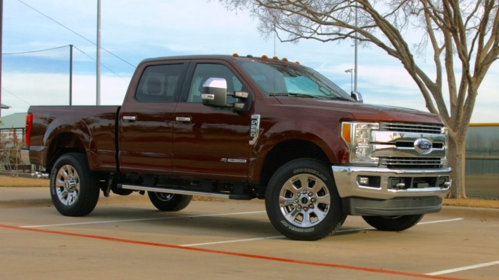 2019 Ford F250 Images