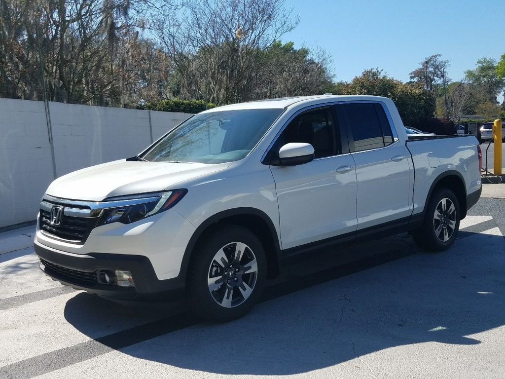 2019 Honda Ridgeline Spy Photos