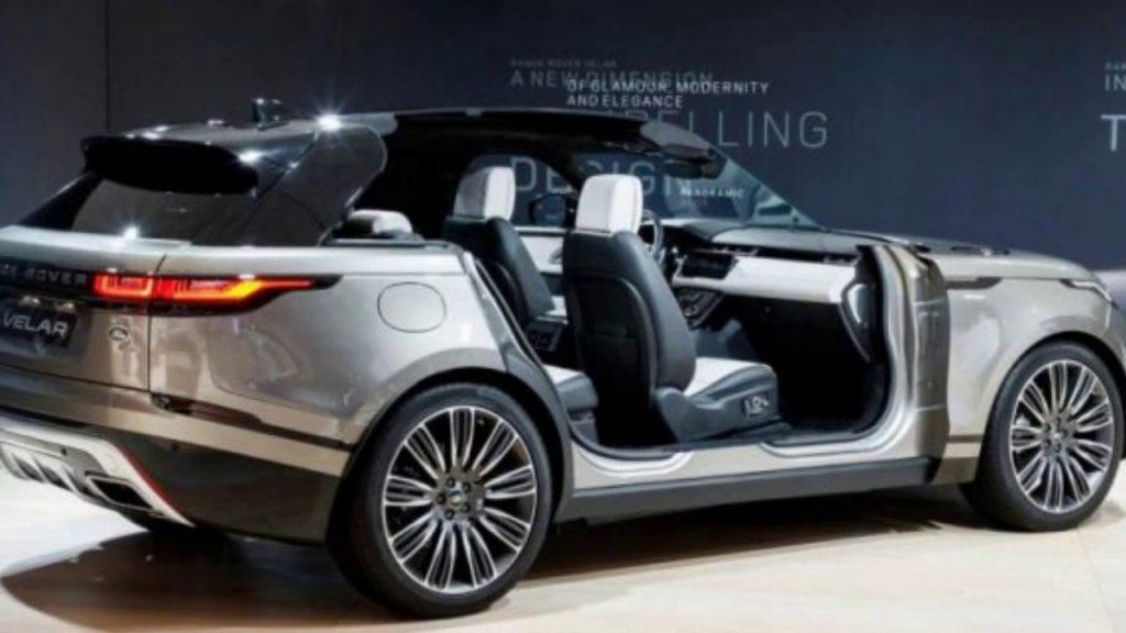 2019 Land Rover Range Rover Sport Drivetrain