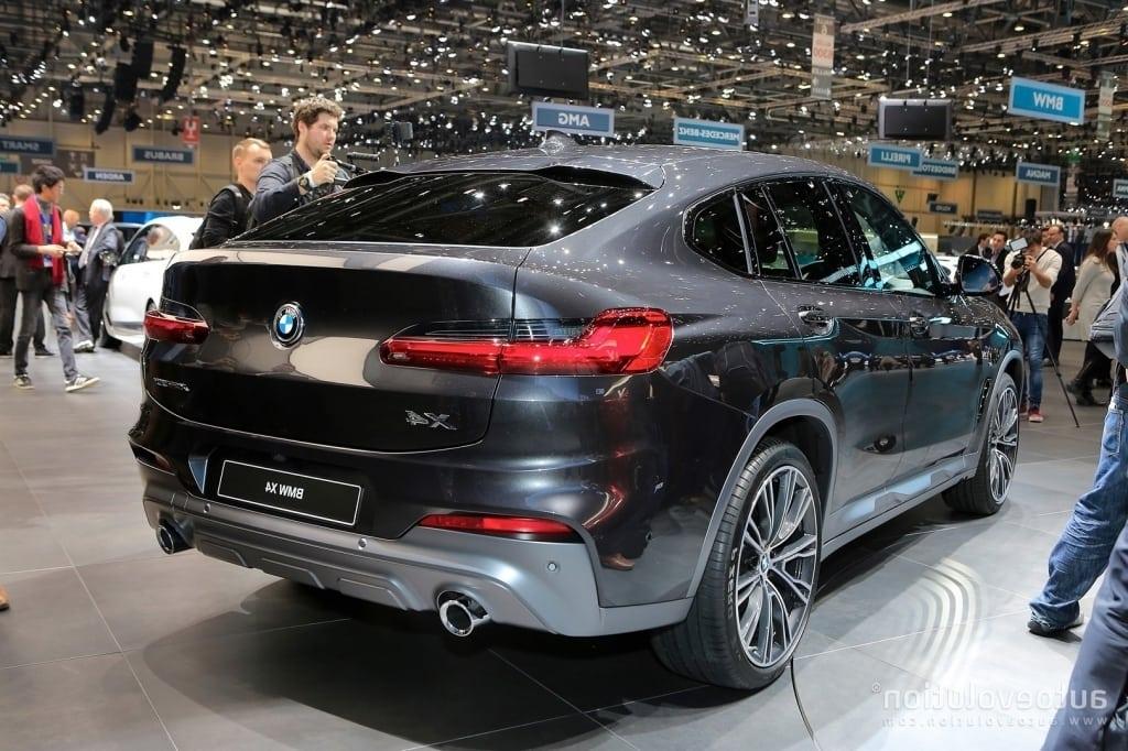 2019 BMW X6 Drivetrain