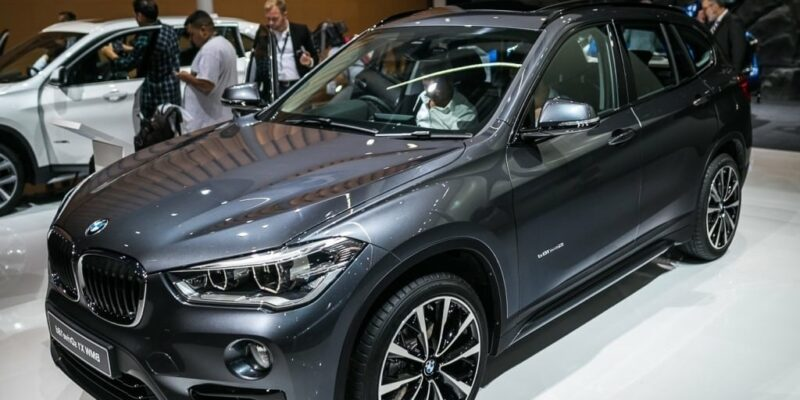 2019 BMW X6 Pictures