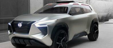 2020 Nissan Roque Powertrain