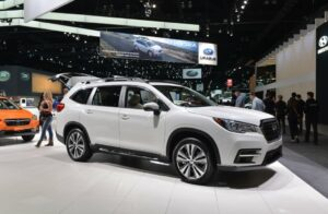 2019 Subaru Ascent Redesign