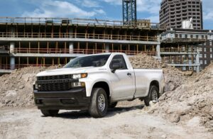 2020 Chevy Silverado Wallpapers