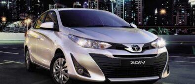 2019 Toyota Vios Release date