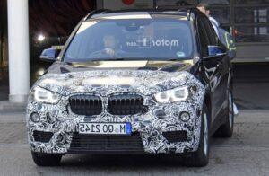2020 BMW X1 Exterior