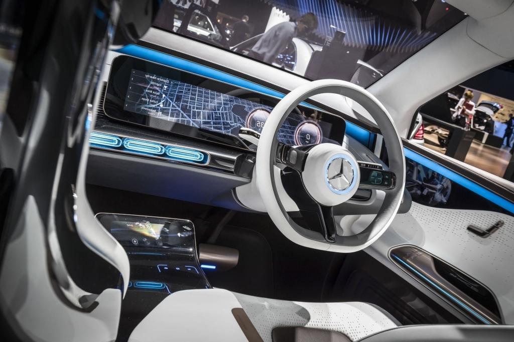 2019 Mercedes EQ Engine