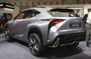 2020 Lexus NX Wallpapers