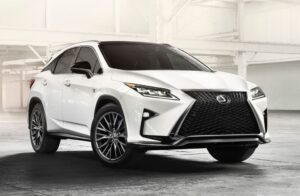2020 Lexus RX 350 Wallpapers