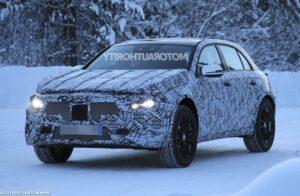 2020 MercedesBenz GLA Spy Shots