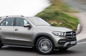 2020 MercedesBenz GLE Redesign