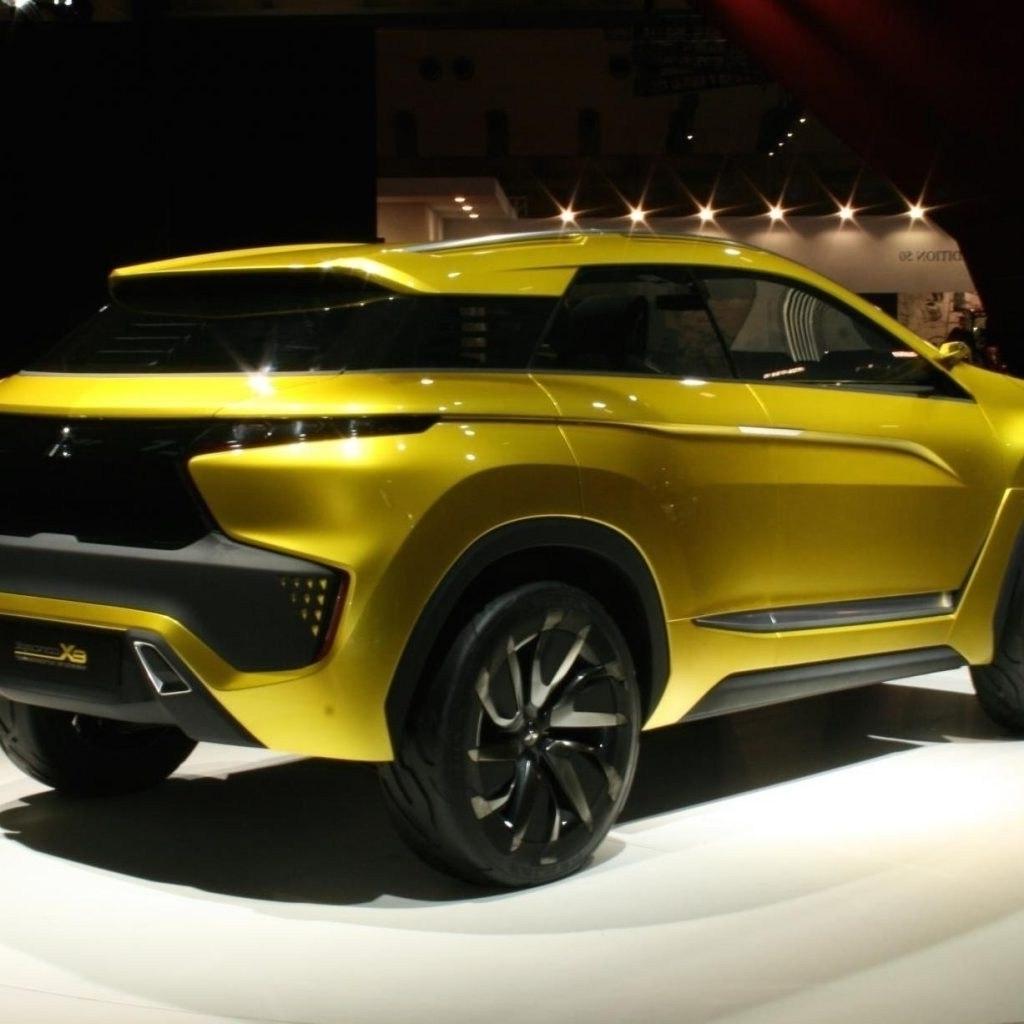 2020 Mitsubishi ASX Images