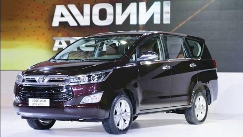 2019 Toyota Innova Pictures