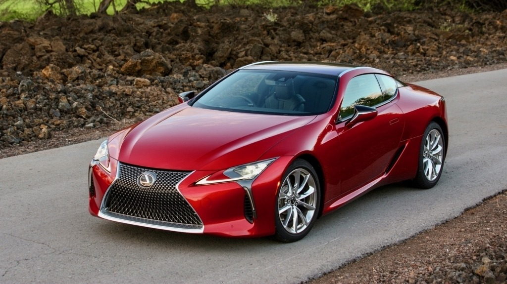 lc lexus powertrain coming cars redesign release date