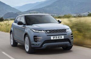 2020 Land Rover Range Rover Evoque Wallpapers