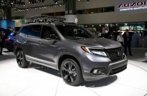 2020 Honda Passport  Concept