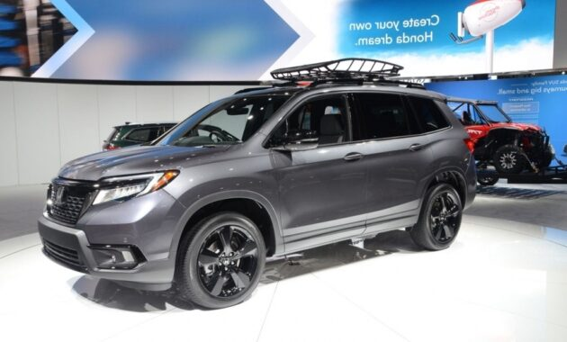 2020 Honda Passport Drivetrain | New Cars Coming Out
