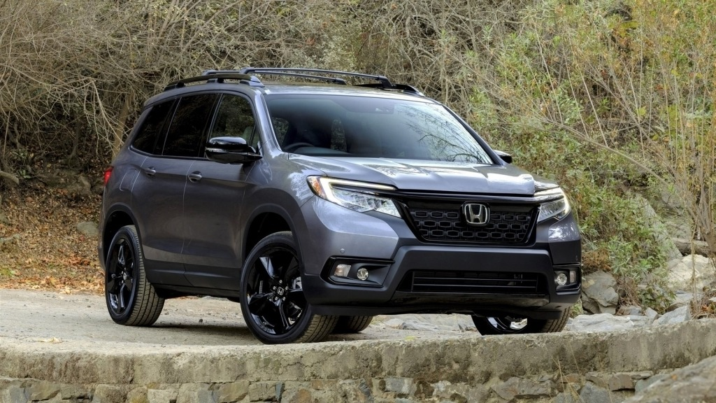 2020 Honda Passport Spy Shots | New Cars Coming Out