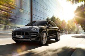 2020 Porsche Macan Wallpaper