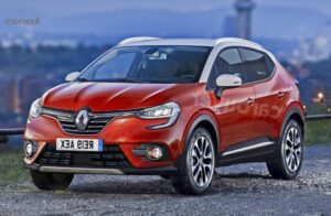 2020 Renault Captur Pictures