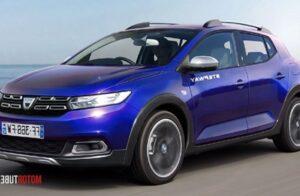 2020 Dacia Sandero Images
