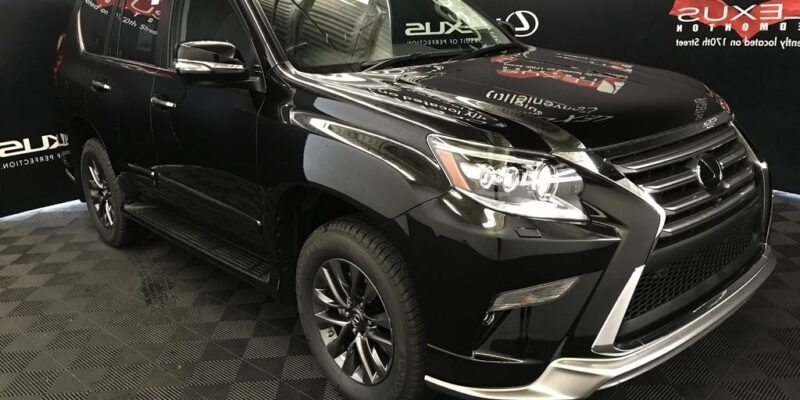 2021 lexus gx 460 redesign  release date  spy pictures  and price