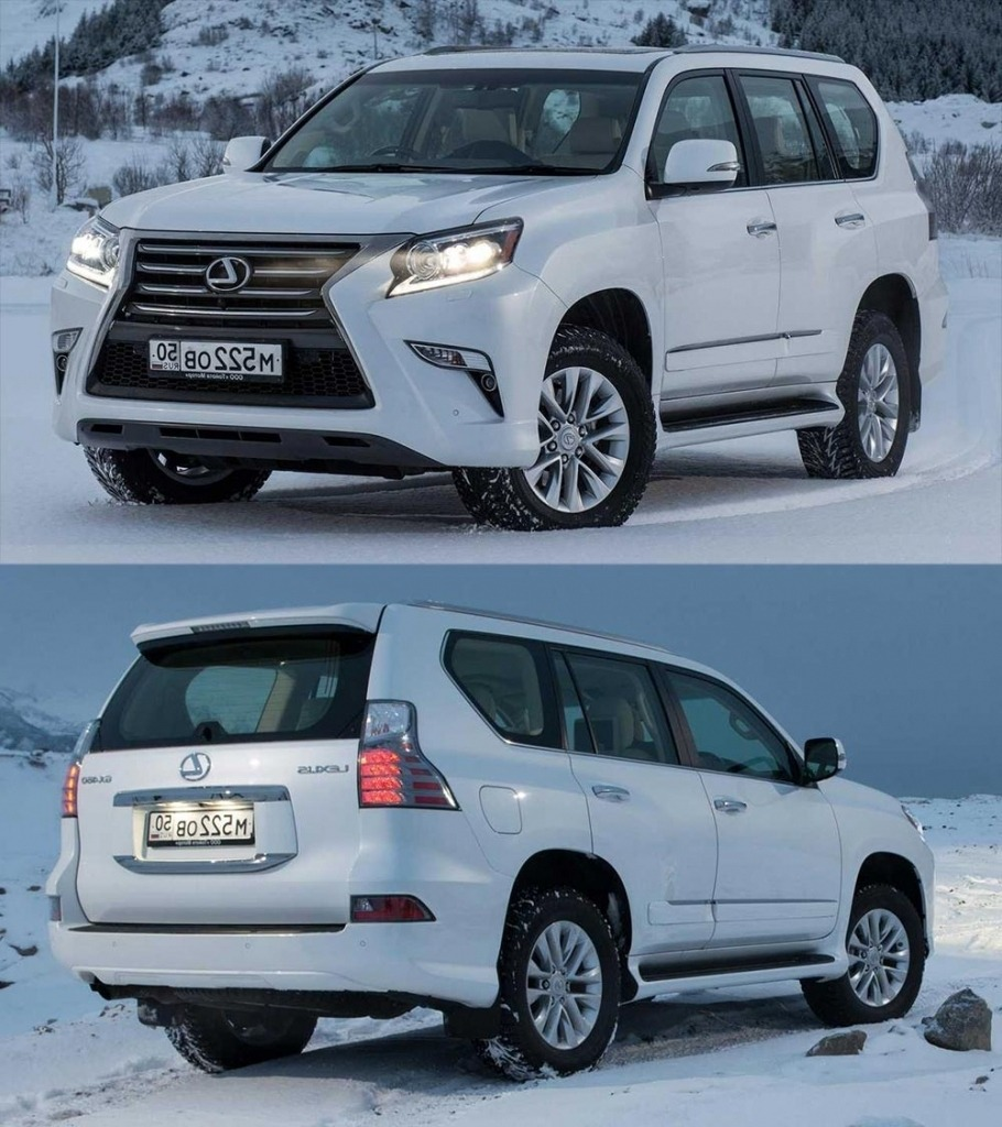 2021 lexus gx 460 redesign release date spy pictures