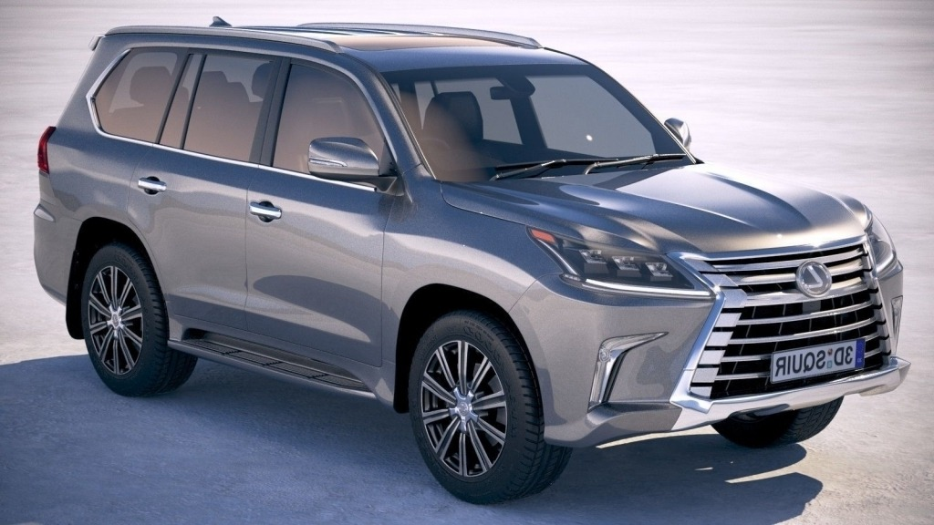 2021 Lexus LX 570 Wallpaper   New Cars Coming Out
