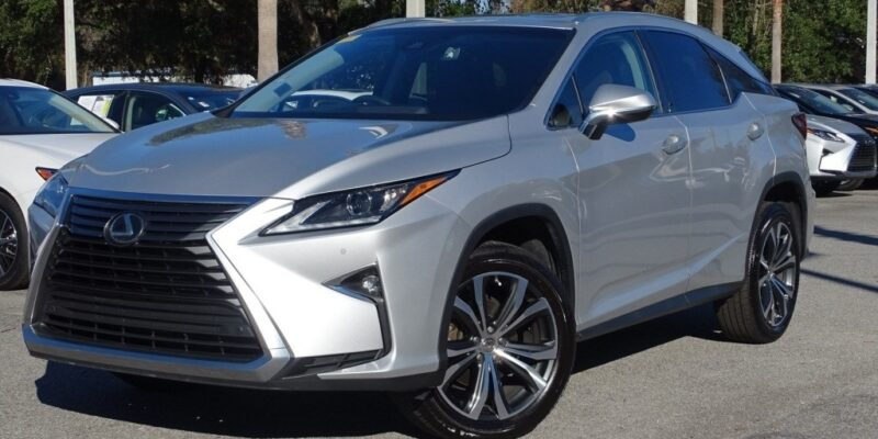2021 lexus rx 350 redesign  interior  release date  and colors