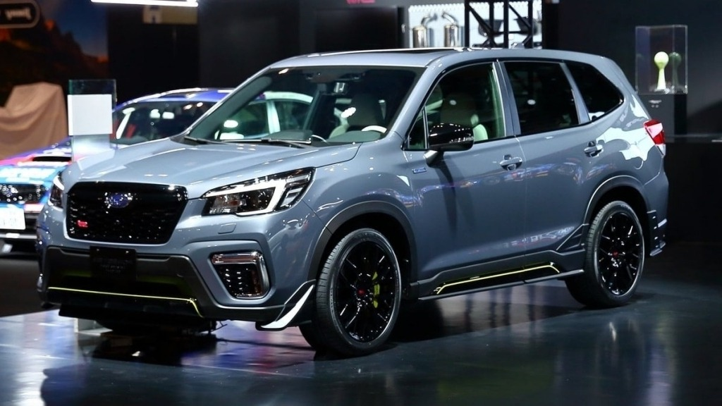 2021 subaru forester redesign, specs, hybrid, and release