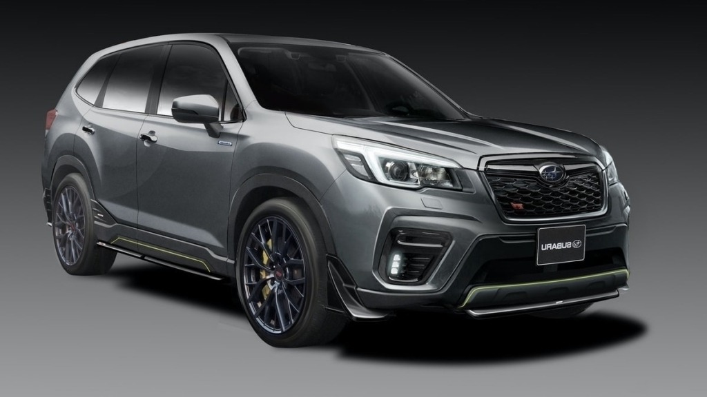 2021 subaru forester redesign specs hybrid and release