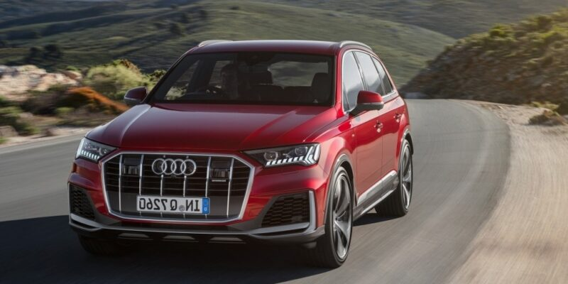 2021 audi q7 release date  price  and redesign
