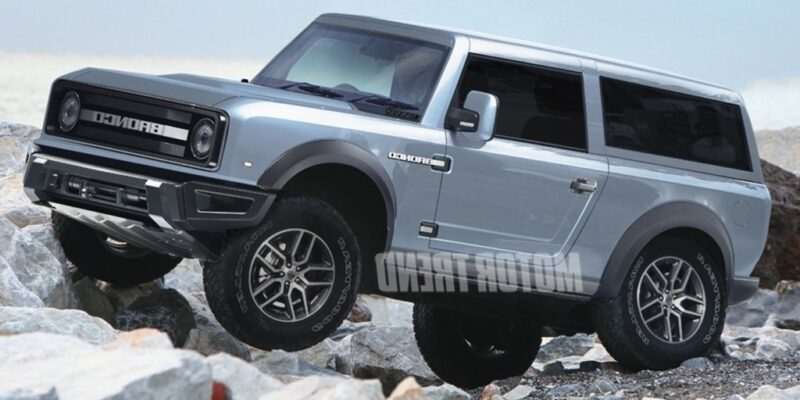 2021 ford bronco debut price release date and news