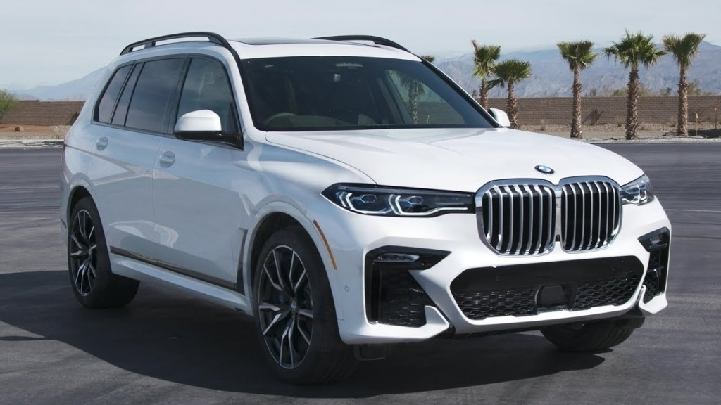 2021 bmw x7 colors  review  specs  and price