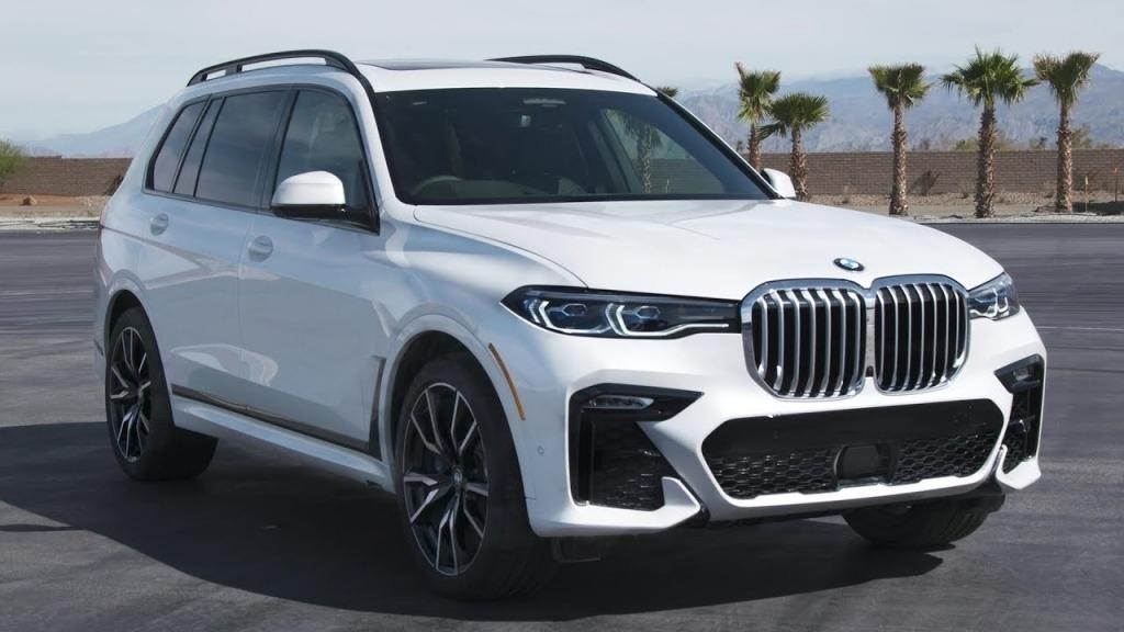 2021 BMW X7 Specs