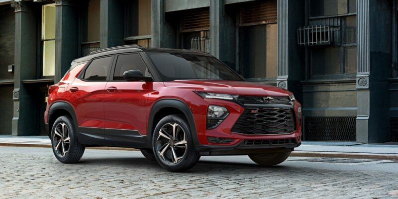 2021 chevrolet trailblazer release date  dimensions  price  and specs