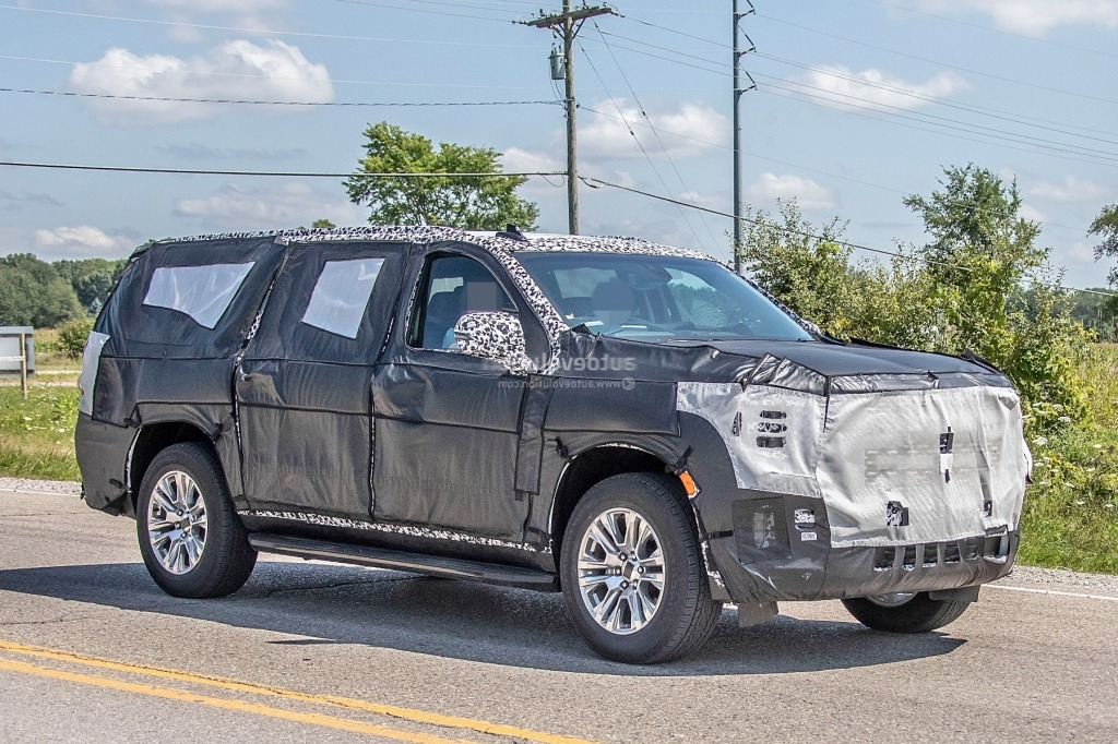 2021 gmc yukon redesign | new cars coming out