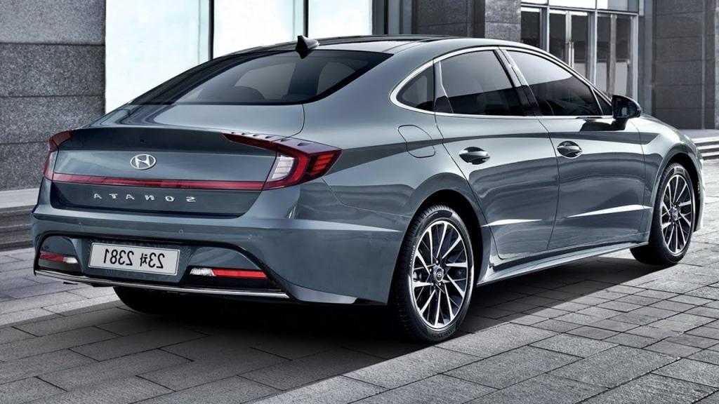 2021 Hyundai Sonata Release Date, Prices, Hybrid, and ...