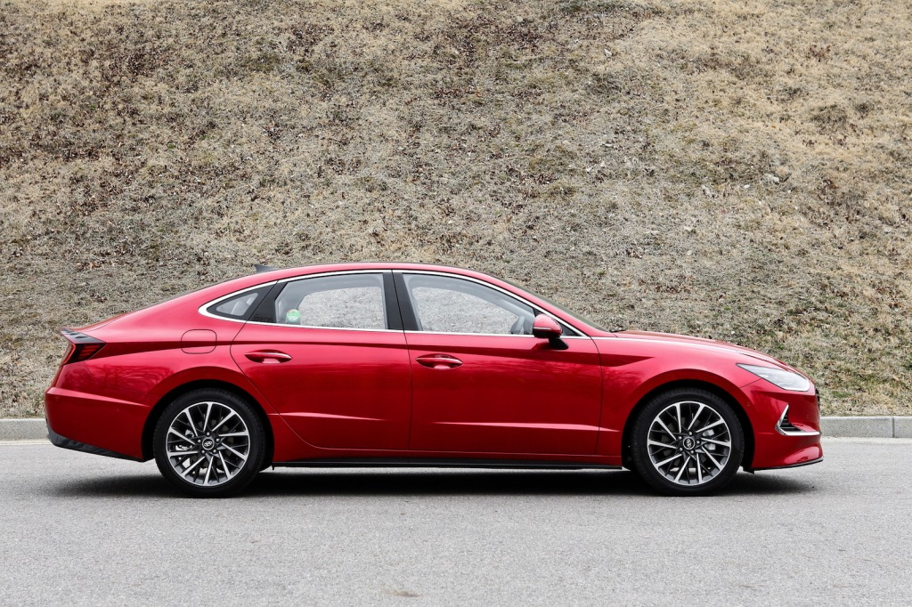 2021 Hyundai Sonata Pictures   New Cars Coming Out