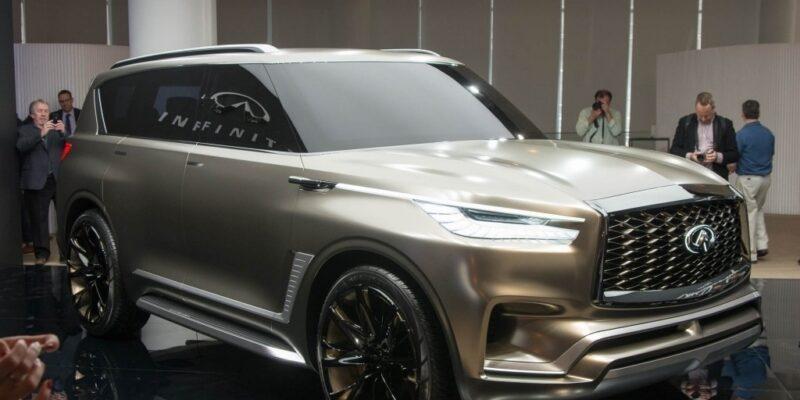 2021 Infiniti QX80 Price