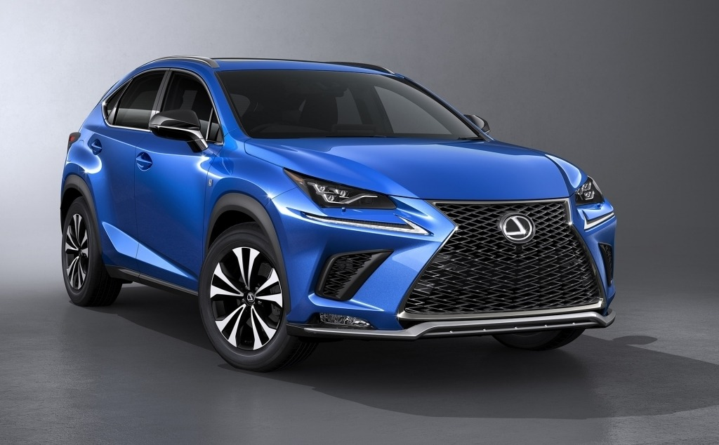2021 Lexus NX Spy Shots | New Cars Coming Out
