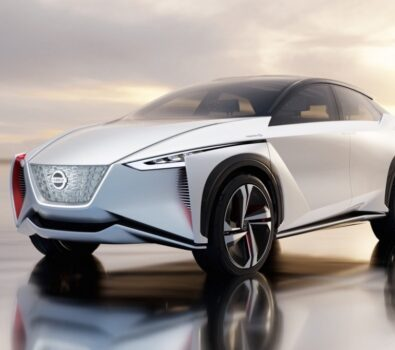 2021 Nissan Leaf Drivetrain